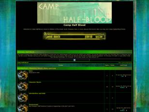 Free forum : Camp Half Blood