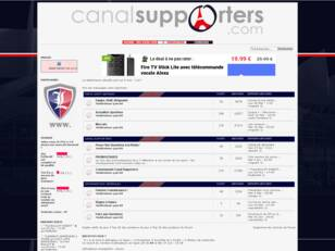 Canal-Supporters