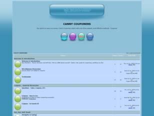 Free forum : CANNY COUPONERS