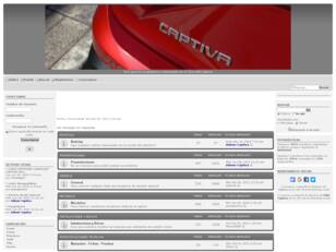 Foro Chevrolet Captiva