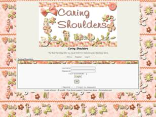 Free forum : Caring Shoulders