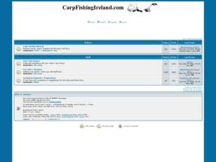 Irish Carp Fishing Forum