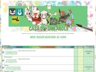 Forum gratis : Casa do Smeargle