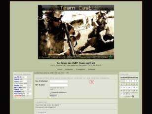 Le forum des Ca$T (team cod4 pc)