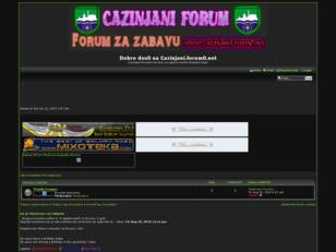 Cazinjani.forum0.net