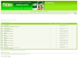 Foro gratis : CDL Andalucia
