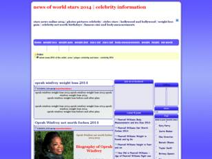 latest news 2014 of the artist | actor | player celebrity and stars