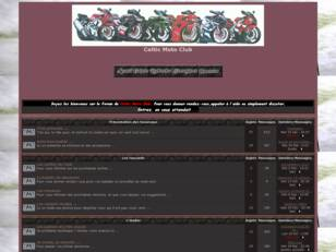 Le Forum du Celtic Moto Club