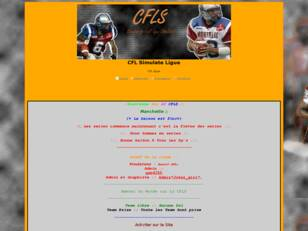 creer un forum : CFL Simulate Ligue