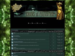Chains of Promathia