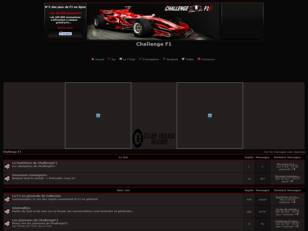 Forum officiel du Jeu Challenge F1