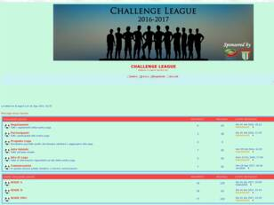 Forum gratis : CHALLENGE LEAGUE