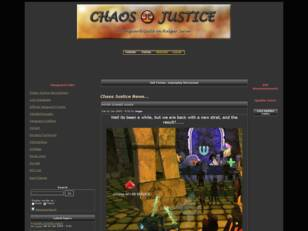 Chaos Justice