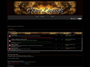 Chaos Legends Guild