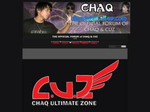THE OFFICIAL FORUM of CHAQ & CUZ