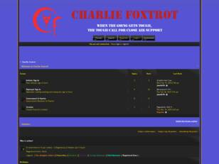 Free forum : Charlie Foxtrot