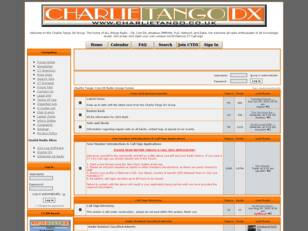 Charlie Tango DX Group, CB Radio Forum and CB Shop