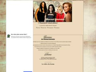 -Charmed Generation-