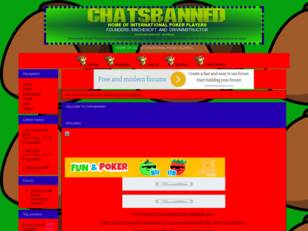 Free forum : CHATSBANNED