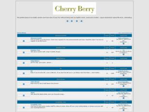 Free forum : Cherry Berry
