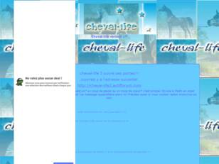 Cheval life version 2!!