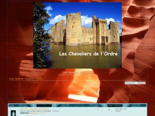 creer un forum : Les Chevaliers de l