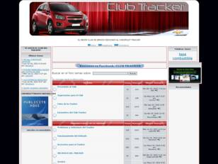 CLUB DEL CHEVROLET TRACKER