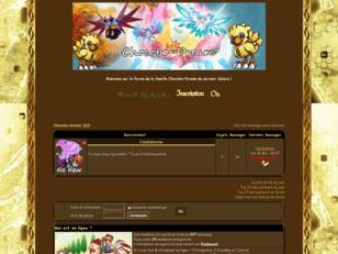 créer un forum : Chocobo~Dream Nostale