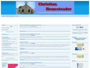 Free forum : Christian Homesteaders