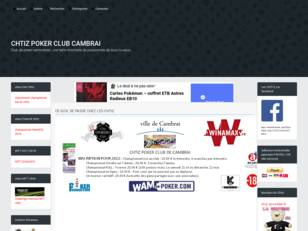 CHTIZ POKER CLUB CAMBRAI