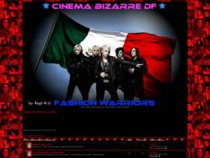 Cinema Bizarre Fashion Warriors Distrito Federal