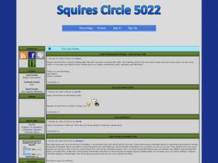 Squires Circle 5022's Official Website