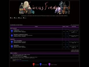 Free forum : Circusfreaks on Fenrir Server