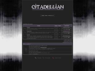 Citadellian Discussion