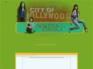 || CITY OF HOLLYWOOD RPG ||