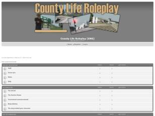 County Life Roleplay [ENG]