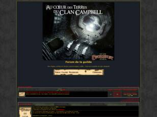 Guilde Everquest 2 : Le clan Campbell