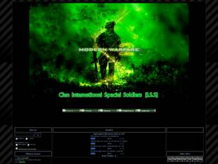 Foro gratis : Clan International Special Soldiers