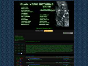 Clan VODK Returns [Vk-R]