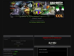 Clan {«COL»}ombiano de Gamers