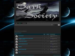 Clan Dark society