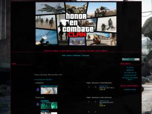 Foro gratis : Clan Honor en Combate