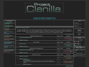 PROJECT CLANILLA-Illest Vannila around