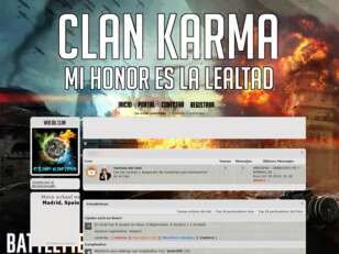 CLAN KARMA [KAR] BATTLEFIELD 1 (PS4)