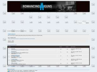 Romancing the Gunz Forums