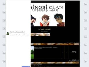 Forum gratuit : Le clan shinobi