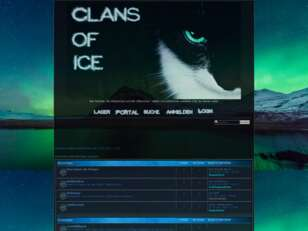 Clans of Ice   Warrior Cats RPG-Forum