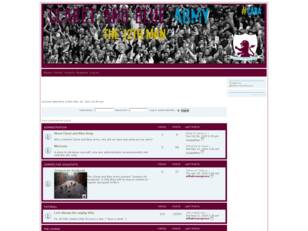 Claret and Blue Army AVFC fans forum