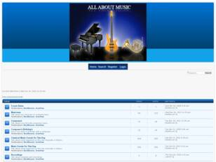 Free forum : All Classical Music