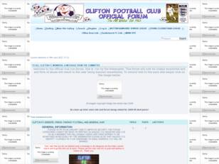 CLIFTON ALL WHITES OFFICIAL FORUM